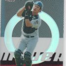 05 Topps Finest Joey Mauer Refractor Parallel Card RC # 371/399