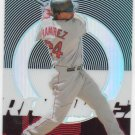 05 Topps Finest Manny Ramirez Refractor Parallel Card # 179/399