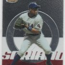 05 Topps Finest Alfonso Soriano Base Card #25
