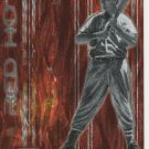 Ted Williams 05 Zenith Red Hot Base Card Redsox