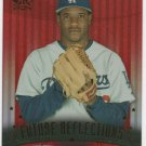 Edwin Jackson 05 UD Reflections Red Future 81/99
