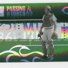 Johnny Bench 05 Donruss Elite Green Parallel 22/250
