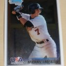 Michael Lorenzen 2010 Bowman Chrome USA #8