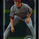 Drew Stubbs 2010 Bowman Chrome RC 206 REDS