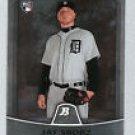 Jay Sborz 2010 Bowman Platinum Tigers