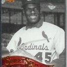 Bob Gibson 05 Sweet Spot Classic #7 Cardinals