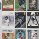 Pedro Martinez Baseball Card 9 Lot A2