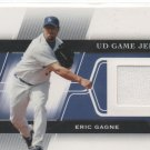 Eric Gagne 05 Upper Deck Game Jersey Dodgers