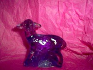 Purple Fenton Lamb