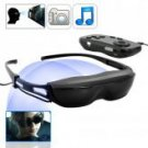 "40"" Virtual 3D Video Glasses For Movies - 2GB 3D Video Glasses"