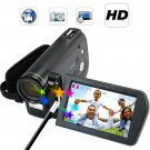 1080P Super HD Video Camera w/ 5x Optical, 10MP CMOS