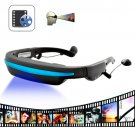 Karlton2  52 inch Virtual Screen Video Glasses - 4GB Mobile Theater Eyewear