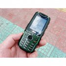 Jeep X7 Waterproof Mobile Phone - Dual Band Dual Standby Cell Phone - Green