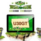 """Cube U30GT Dual Core Pea - IPS 10.1"""" Android 4.0 Tablet PC - 16gb"""