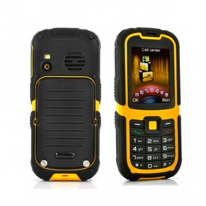 "2.2"" Display Dual Standby Cell Phone - Waterproof Phone - Quad Band"