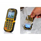 Quad Band Waterproof Phone - Dual Cards Standby Elder Cell Phone