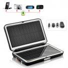 2850mAh Solar Powered Battery Charger