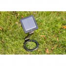 1350mAh Solar LED Light & Battery Charger for iPhone, Camera, Mp4