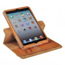 BASEUS GRAPMINI-SN01 360 Degree Rotating Protective Case For iPad Mini - Brown