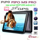 PIPO M9 Pro 3G Tablet PC - 10.1 Inch Android 4.2.2 Quad Core Rk3188