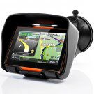 Rage Waterproof Motorcycle GPS - 4.3 Inch Win CE 6.0 Portable GPS Navigator
