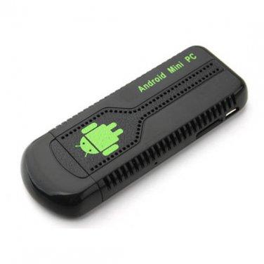 UG007 II  Mini PC -  Android  4.1.1 Rockchip 3066  Dual Core Cortex A9 Wifi  Bluetooth TV Stick