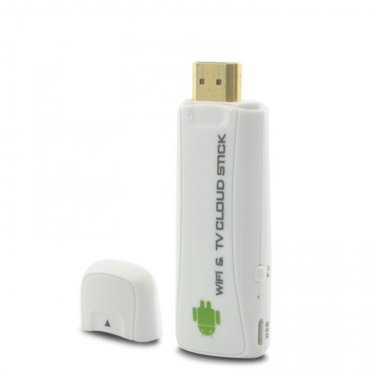 Android 4.0  Mini PC  -  TCC8925  Cortex A5  1.0GHz  WIFI Youtube 512MB+4GB HDMI TV Stick