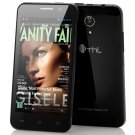 "ThL W100  Android 4.2 Cell Phone -  4.5"" Dual SIM Cards MTK  MT6589 Quad Phone WiFi GPS 3G"