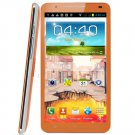 "Dune  Dual SIM Cards Android 4.1 Cell Phone -  6""  MTK MT6577 Dual Core Phone GPS WiFi 3G"