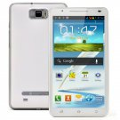 "6""  Glaciar  Dual SIM Cards  Android 4.0 Cell Phone - MT6577 Dual Core   Phone WiFi Bluetooth GPS 3G"