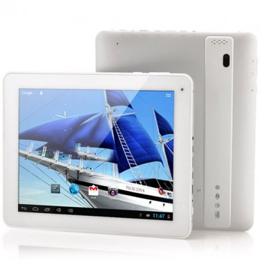 Freelander PD800 Tablet PC  -  9.7  Inch  Android 4.1 RK3188 Quad Core   HDMI Wifi Bluetooth