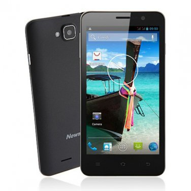 """Newman K1B  Android 4.2 Cell Phone - 5""""  Dual SIM Cards  MTK6589M Quad Core  Phone WiFi GPS"""