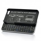 Wireless Bluetooth Keyboard Case For  iPhone 5  - Qwerty Side Slider