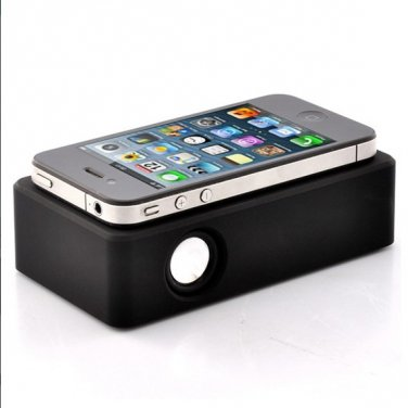 High Quality Portable Wireless Amplifier Matching Cell Phones - S-Link Cell Phone Speaker