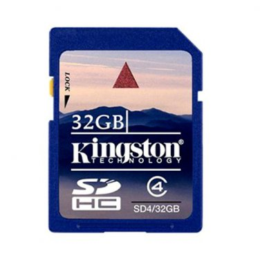 Wholesale Kingston 1GB - 2GB SD / SDHC Card - Camcorder / Car DVD Memory