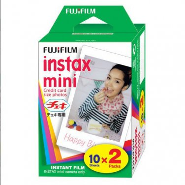 Wholesale Fuji Instax Mini Instant Film For Instax 7S, 50S, 25 Camera With Free Shipping