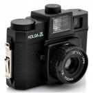 Wholesale Holga 120GCFN Glass Lens Camera - 4-Color Flash Cam