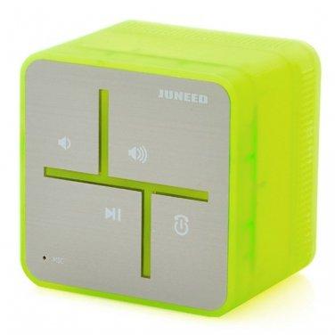 Juneed  Wholesale 3W Bluetooth Speaker w/ Mic  - Wireless BT Speaker  With Free Shipping