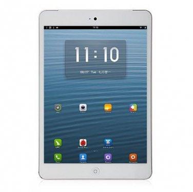ZDX X800s Mini 3G  Tablet PC  -   7.9''  Android 4.2.1  MTK8389  Quad  Core  1GB+16GB   Wifi