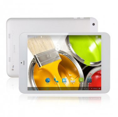 ONN M7  Tablet PC  -   7.9''  Android 4.2.2  MTK8389  Quad  Core  1GB+8GB   Wifi