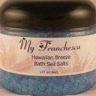 My Franchesca Lavender Bath Sea Salts in a 6oz Jar