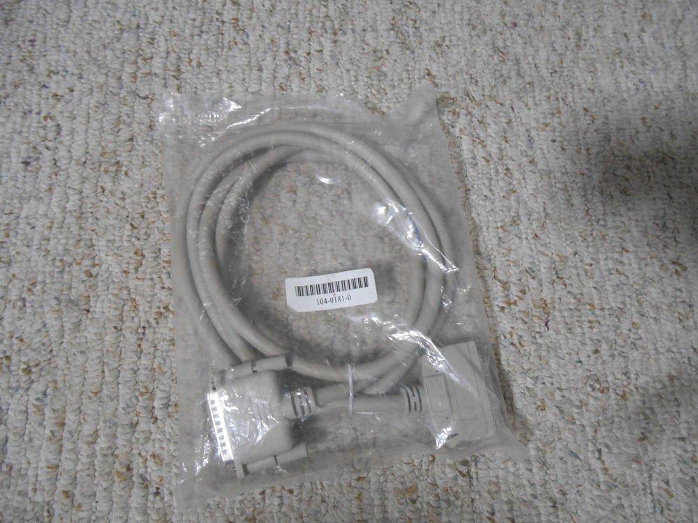 104-0181-0 printer cable LPT