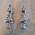 F B Rogers Silver Co Silver Plated Salt and Pepper Set