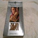 Bill Blass Driving Gloves Unlined for Men Brown Stretch Nylon L/XL