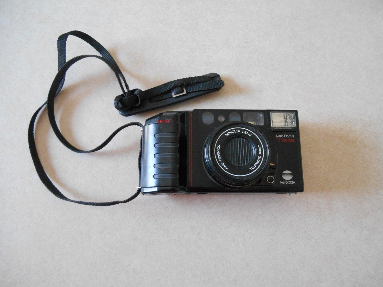 Minolta AutoFocus Tele 35mm Camera
