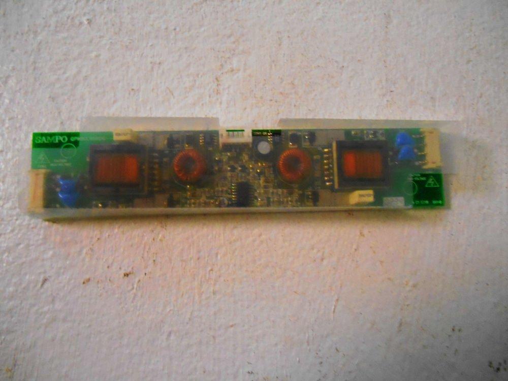 Sampo L0058 Backlight Inverter board QPWBGL960IDG