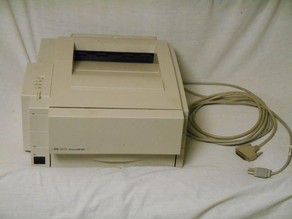 HP LaserJet 6p Laser Printer C3980A