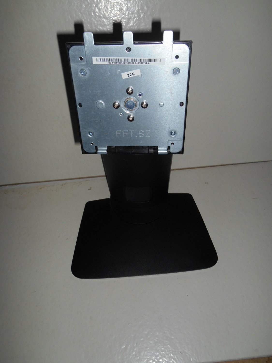 724032-001 HP Z24i 24-inch IPS LED backlit monitor stand