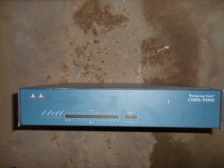 Cisco Workgroup Stack CDDI\FDDI with WS-X1455 system board
