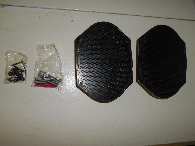 Genuine Ford Door Speaker Pair (2 Speakers per box) XW7F-18808-AB 4 ohm 25W